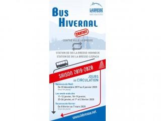 Bus Hivernal
