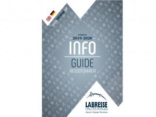 Winter Reiseführer 2019/2020 La Bresse Hautes-Vosges