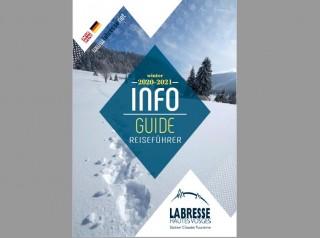 Winter Reiseführer 2020/2021 La Bresse Hautes-Vosges