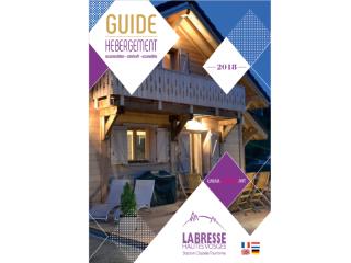 Guide Hébergement 2018
