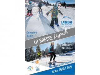 La Bresse Lispach ski resort 2020/2021
