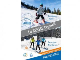 La Bresse Lispach: Domaines skiables Alpin et Nordique 2021/2022