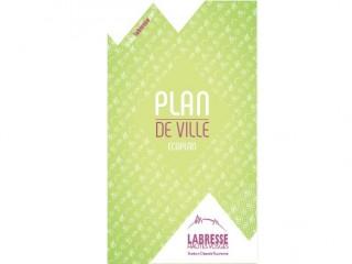 Stadtplan La Bresse Hautes Vosges