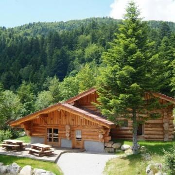 Location de vacances Chalet la Bresse hautes Vosges