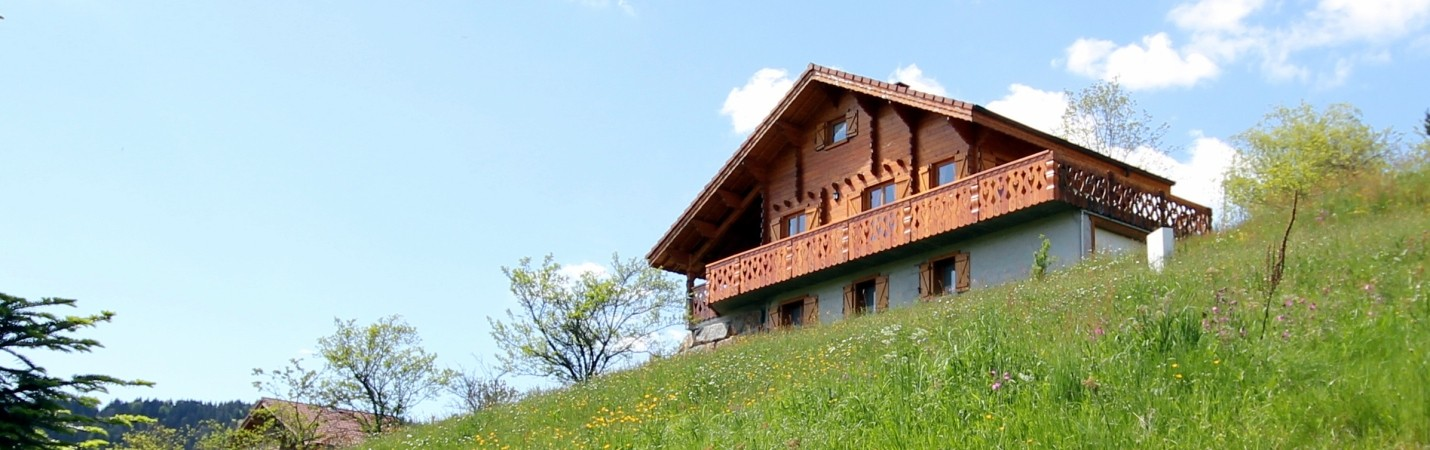 Chalet La Bresse Hautes Vosges