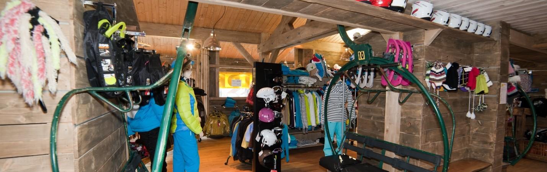 La Bresse Hautes Vosges Location de Materiel de ski raquette luge