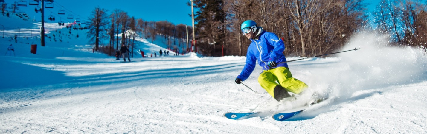 La Bresse hautes Vosges ski Alpin