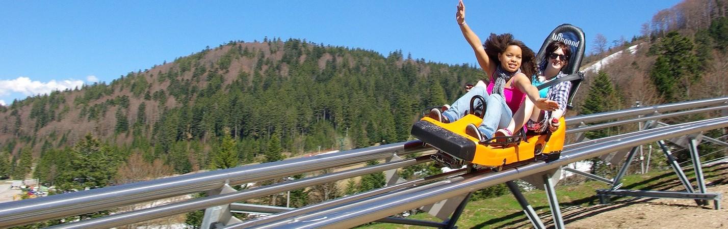 La Bresse Hautes Vosges Sports Frissons
