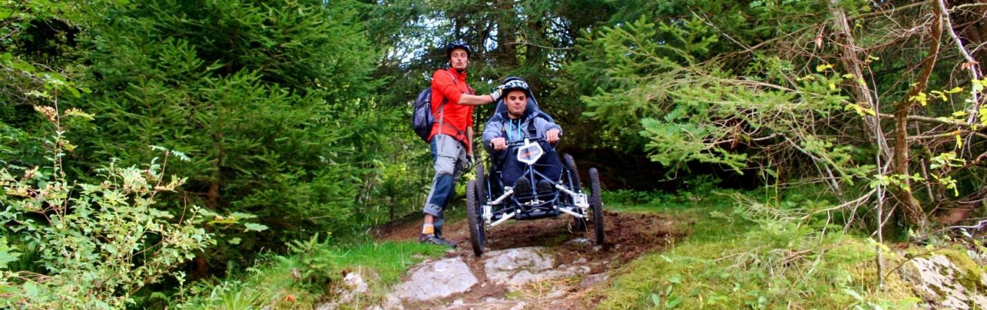 La Bresse Hautes Vosges Tourisme et Handicap