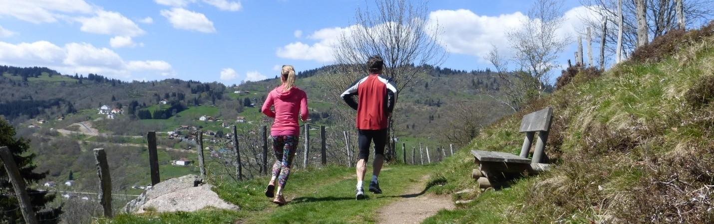 La Bresse Hautes Vosges Trail