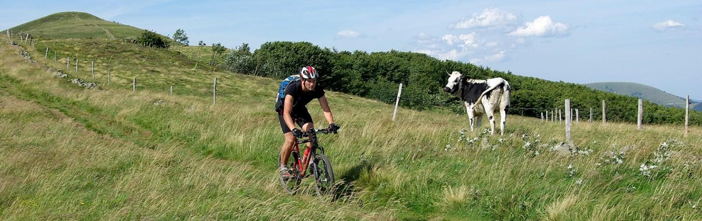 La Bresse Hautes-Vosges VTT cyclotourisme