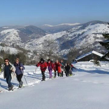La Bresse Hautes Vosges en groupe
