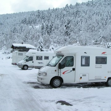 Camping Cars Areas