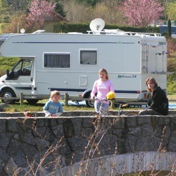 Speciale Zone voor campers
