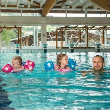 Schwimmbad und Freizeitanlage