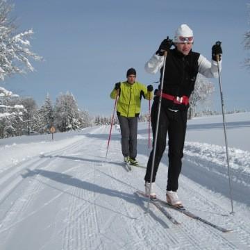 Noords skiën