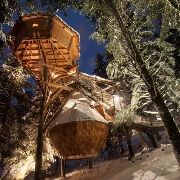 Hébergements insolites / Camping