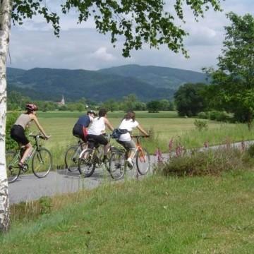 Itinéraires cyclotourisme