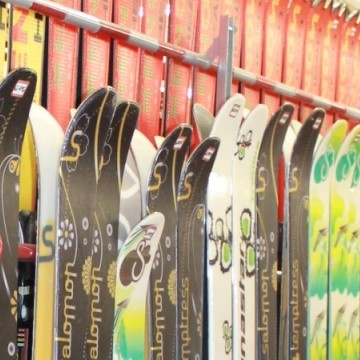 Sports stores/Materiel Renting