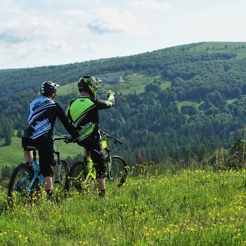 Mountain-Bike Strecken