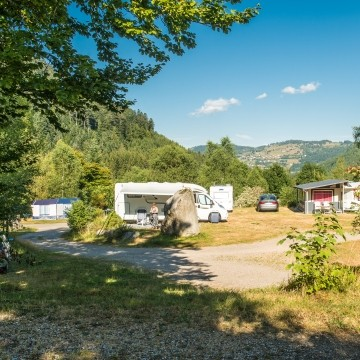 Campings / klein chalets