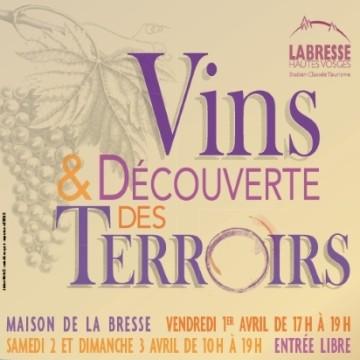 Wijnen en streekproducten beurs