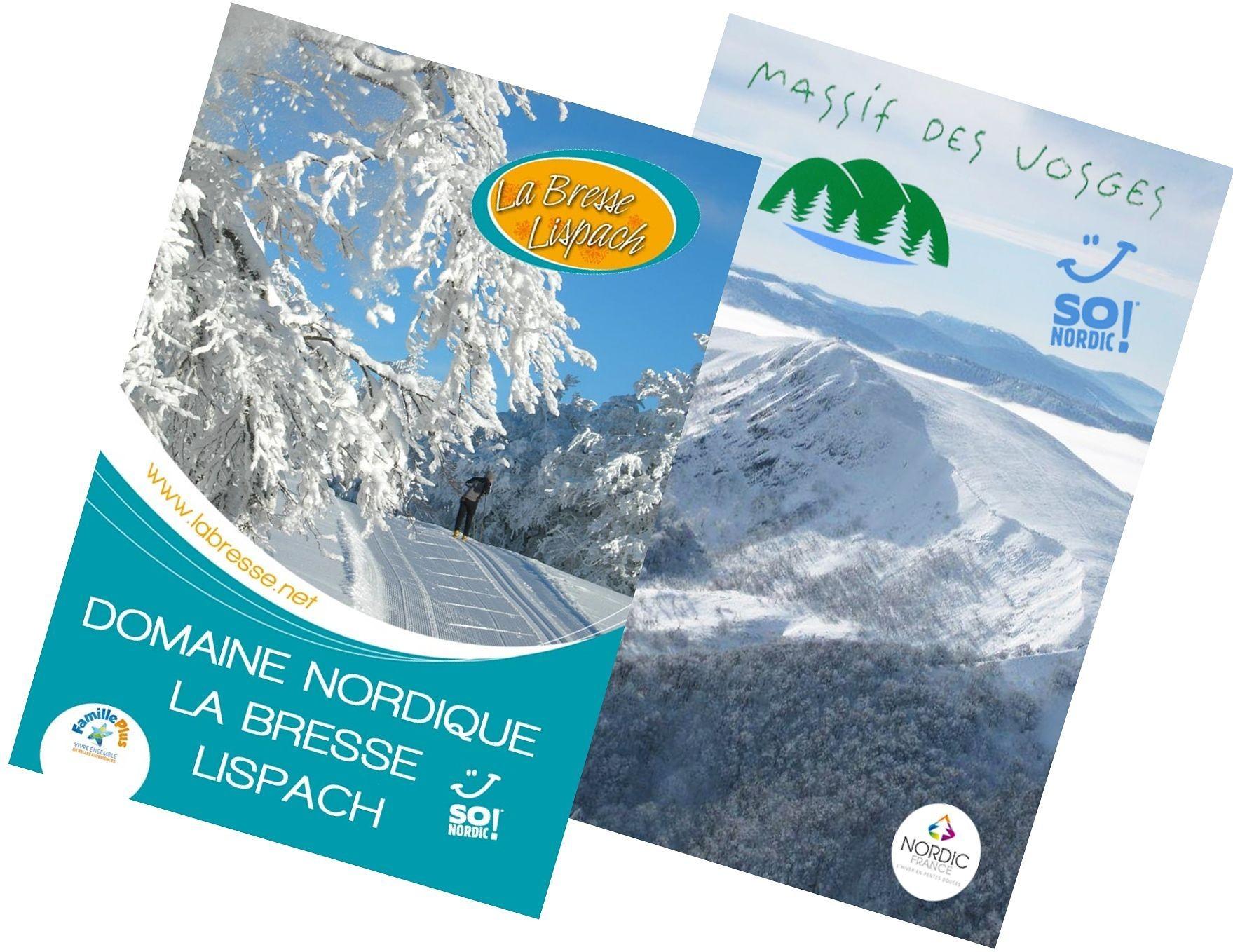 Domaine Nordique La Bresse Lispach Achat en ligne