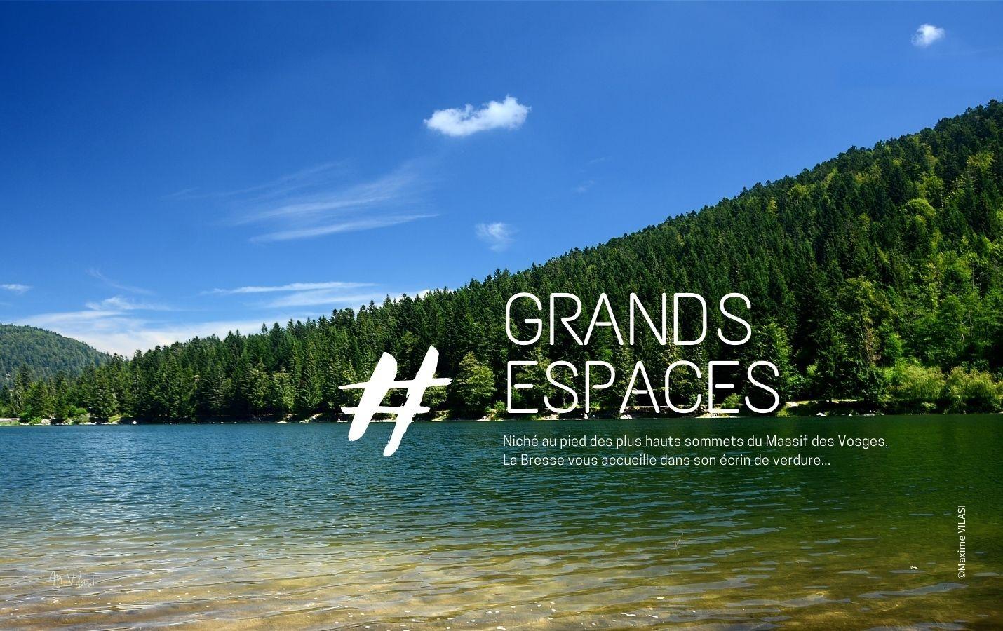 La Bresse Hautes-Vosges #GrandsEspaces