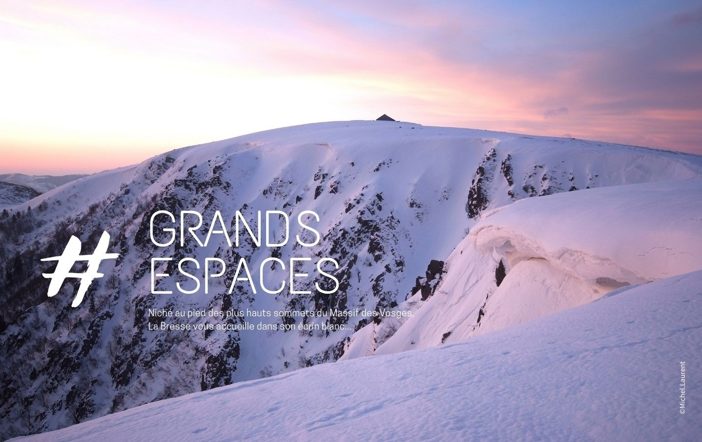 La Bresse Hautes-Vosges #GrandsEspaces  ©Michel Laurent