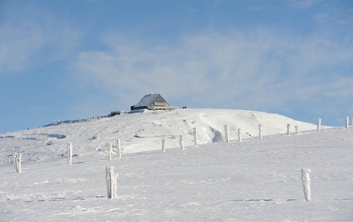 La Bresse Hautes-Vosges Le Hohneck