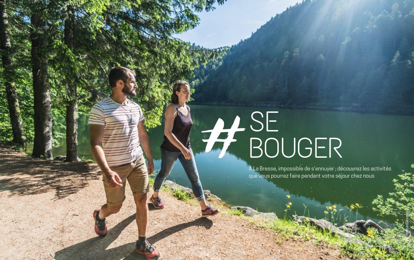 La Bresse Hautes-Vosges #SeBouger