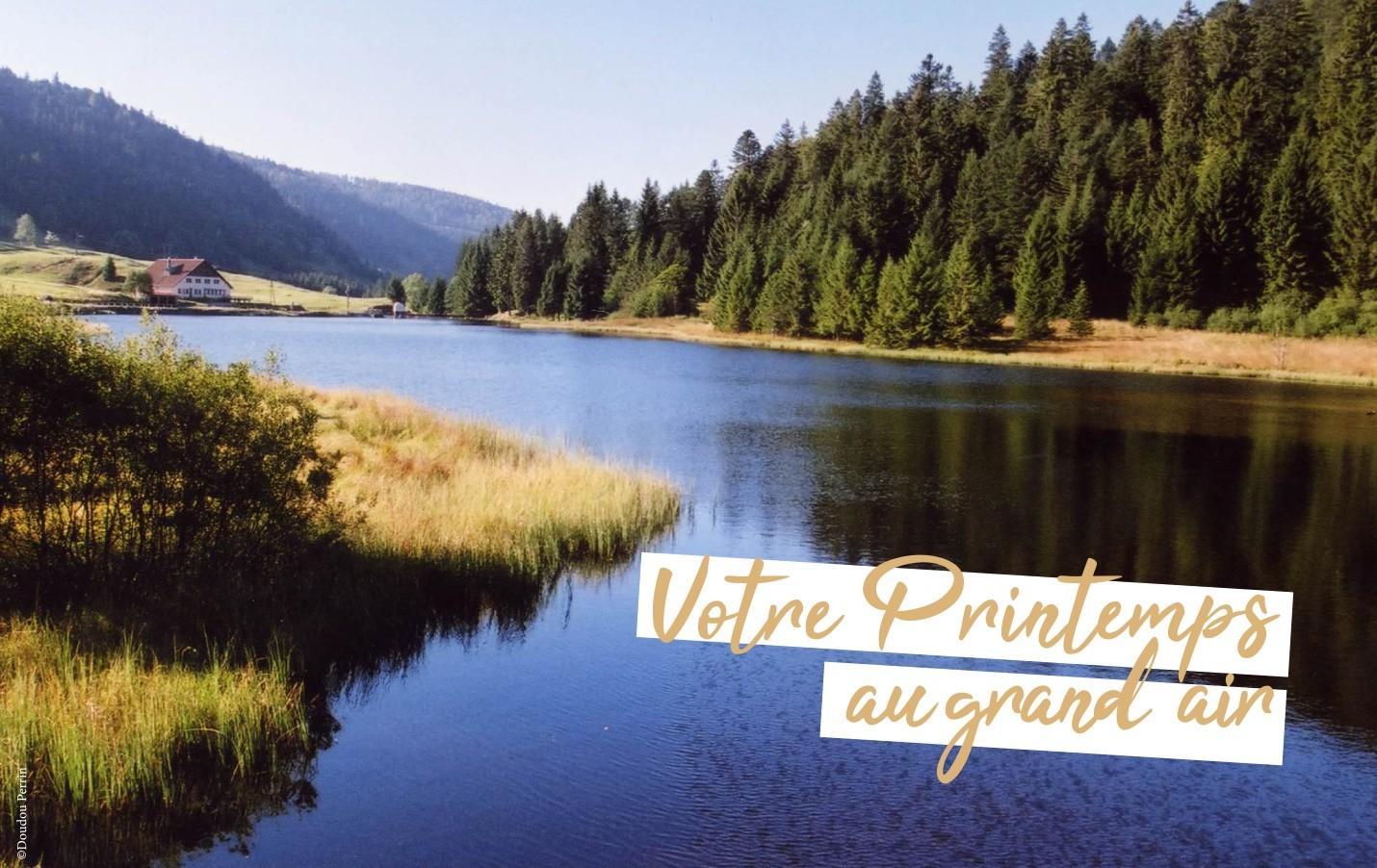 La Bresse Hautes-Vosges - Votre printemps au grand Air
