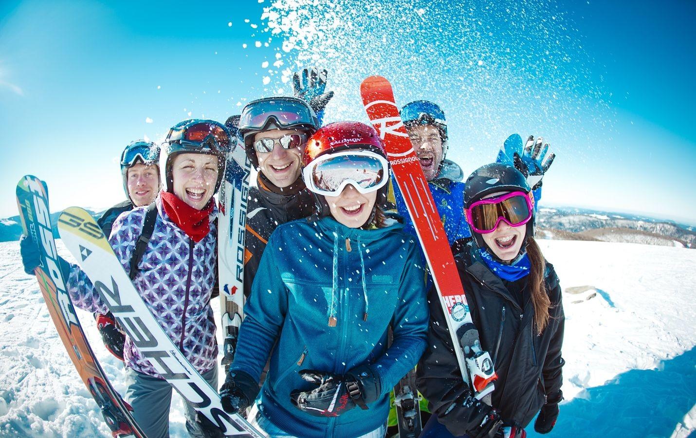 Ski Alpin La Bresse-Hohneck Labellemontagne Hautes-Vosges