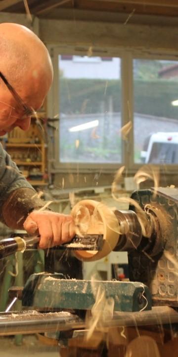 Atelier de la Tournerie La Bresse Hautes-Vosges