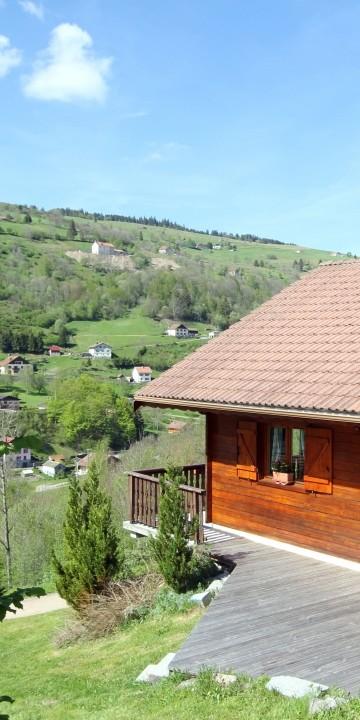 Chalet La Bresse Hautes-Vosges LH006