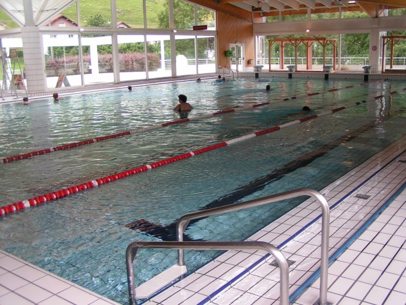 Complexe piscine loisirs La Bresse