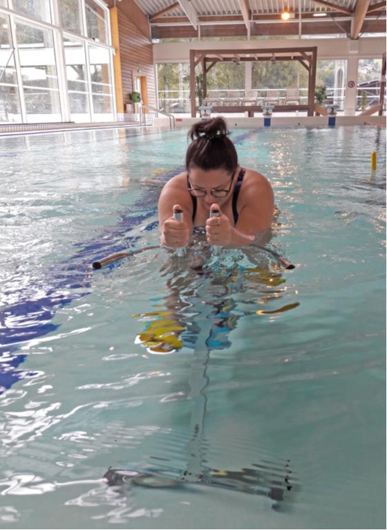 Complexe piscine loisirs La Bresse aquatraining