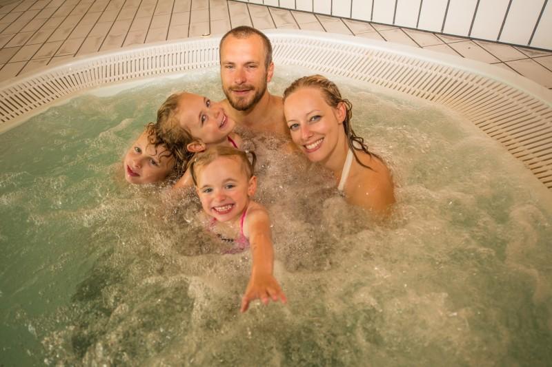 Complexe piscine loisirs La Bresse Bain à Bulles