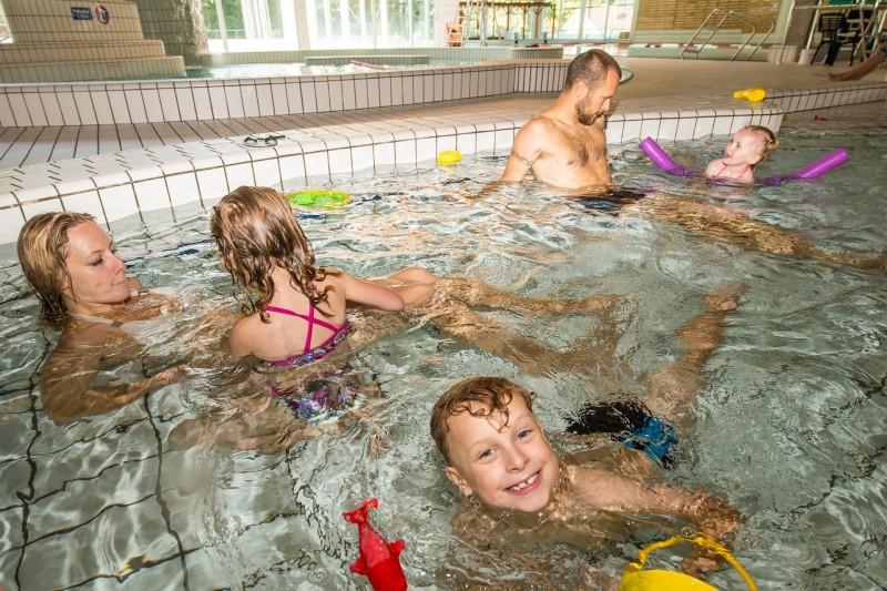 Complexe piscine loisirs La Bresse pataugeoire