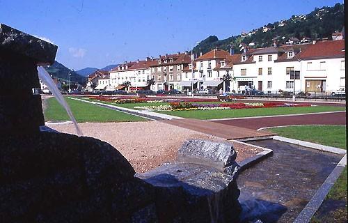 La Bresse im Herzen der Vogesen