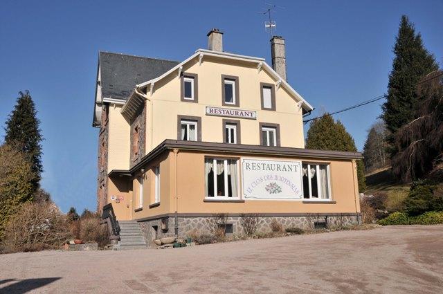 Restaurant le clos des hortensias la bresse office du tourisme la bresse vosges 88 - Office du tourisme la bresse ...