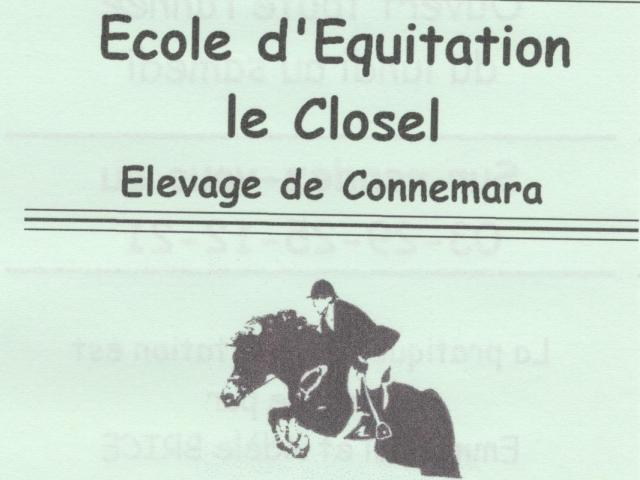 More information + - HARAS DU CLOSEL