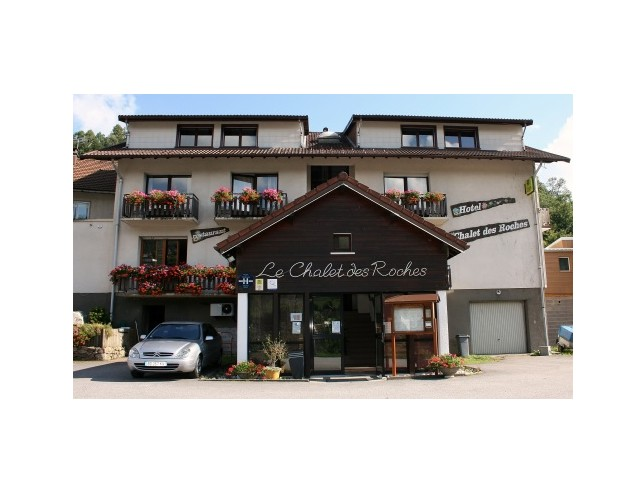 More information + - HOTEL RESTAURANT CHALET DES ROCHES