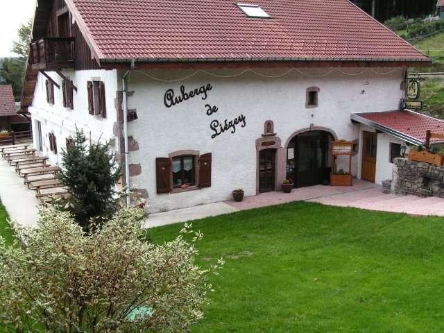 AUBERGE DE LIEZEY LIEZEY : Office du tourisme La Bresse, Vosges (88)