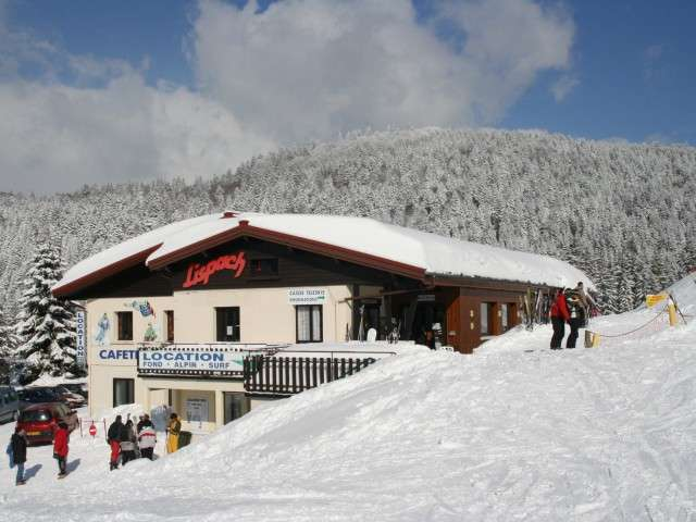 Location de Ski La Bresse Lispach