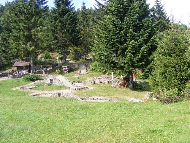 Mini Golf Le Montagnard La Bresse