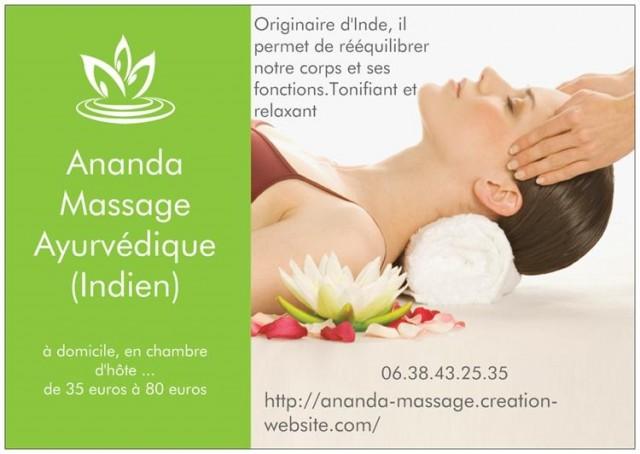 Ananda Massage Hautes Vosges