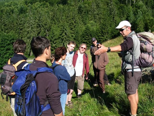 BMHV Doug Meachen Randonnée Hautes Vosges La Bresse