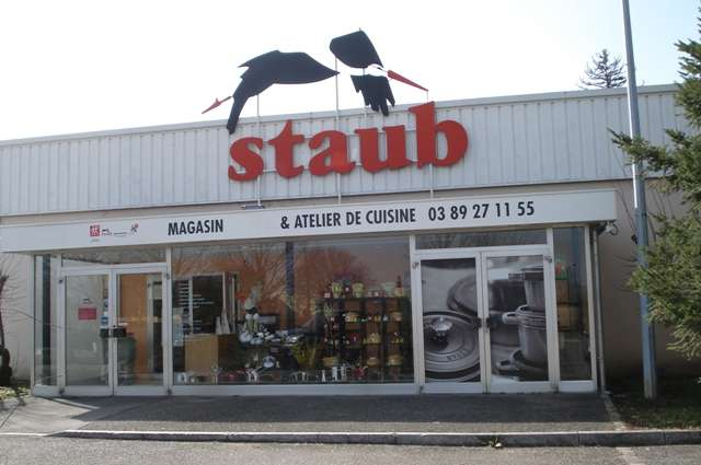 Boutique Outlet Staub Alsace