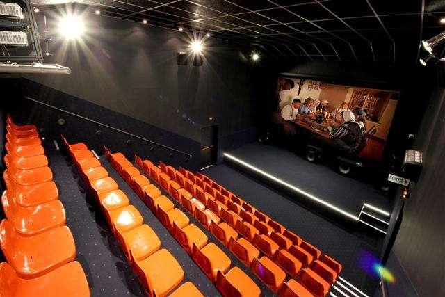 Cinéma 3 D Vosges